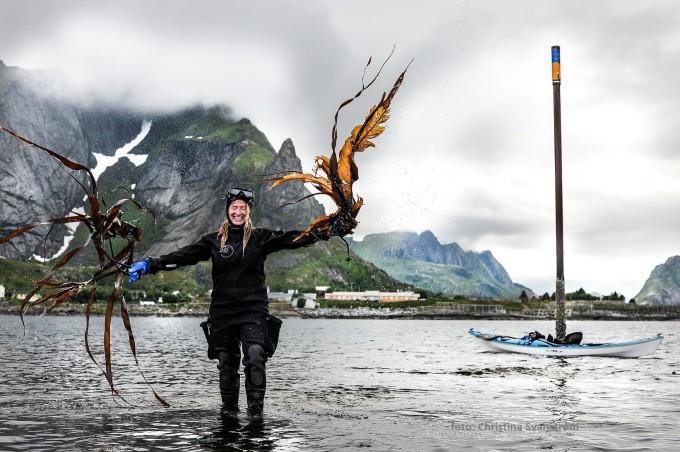 Lofot-Tidende: Satser på hav, kunst og yoga