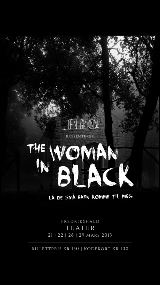 The Woman In Black - Premiere 22. mars 14