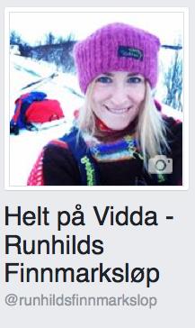Helt på vidda - Runhilds Finnmarksløp