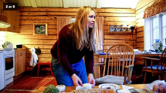 Meny i P1, Svensk radio intervjuet Runhild POlsen om tradisjonelle matretter fra Lofoten, og Lofotfisket.